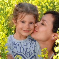 мать и дочь :: валерий капельян
