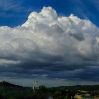 DSCF4180 12 ШТ облака :: Олег Петрушин