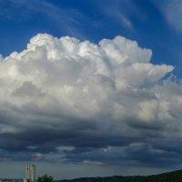 DSCF4155 12 шт облака :: Олег Петрушин