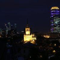 Москва вечерняя :: Ирина Богатырёва