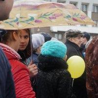 Взгляд из под зонта. :: Валентина Налетова