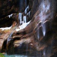 Чегемские водопады :: Ольга Боронина (Белова)