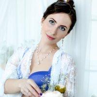 утро невесты :: Ольга Щербакова