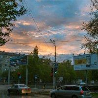 После дождя или умытый город :: cfysx