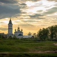 Троицкая церковь :: Виктория