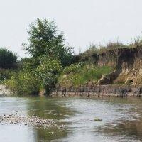Река Фарс :: Олег Афанасьевич Сергеев