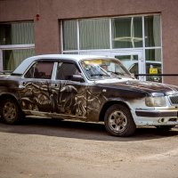 AvP fun-car :: Хась Сибирский