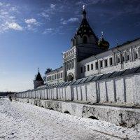 Монастырь :: Александр Мухин