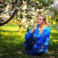 Яблоневый сад :: Алексей Силин
