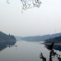 Река Влтава. :: Асылбек Айманов