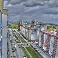 Вид с высоты 17 этажа :: Елена Перминова