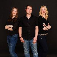Брат и две сестры. :: Алла Alla