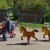 Я люблю свою лошадку :: Oksana Аникеева
