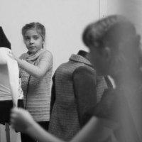 В школе модельеров :: Ольга Лыкова