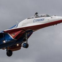 заход на посадку 2 :: Дмитрий Бубер