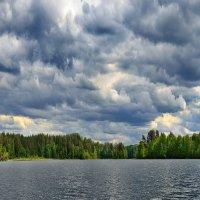 Валдай. Озеро Петрово. :: kolin marsh