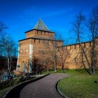 Ивановская башня :: Дмитрий Перов