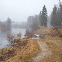 Дыхание весны :: Сергей Смирнов