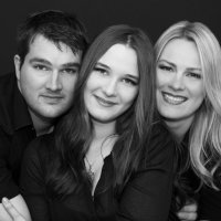 Брат и две сестрички. :: Алла Alla