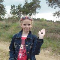 Находка в лесу :: Ирина Диденко