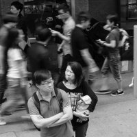 Hong Kong (акцентуация главного объекта 4-1) (спонтанный стрит 5-8) :: Sofia Rakitskaia