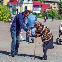 Мир не без добрых людей. :: Анатолий. Chesnavik.