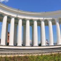 Колоннада Воронцовского дворца Одесса :: Александр