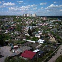 Вид на город :: Николай Филоненко