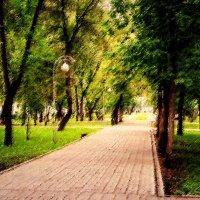 Сквер :: Георгий Морозов