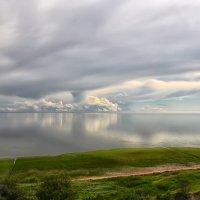 На Таганрогском заливе :: Константин Снежин
