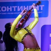 скрипачка :: Laryan1