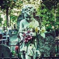 """""""Басурманские склепы"""".Введенское кладбище.Москва :: Таня Новикова"""