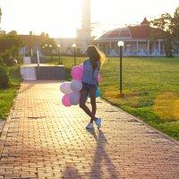 Живите с радостью,  И радость будет жить с вами! :: Райская птица Бородина
