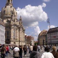 Церковь Богородицы Фрауэнкирхе, Дрезден :: Lukum