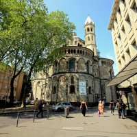 На пути к Апостольской церкви. :: Alexander