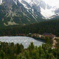 High Tatras. Татры Высокие. :: Tatiana Golubinskaia