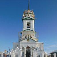 Свято - Троицкий ( Уйский ) собор .Начало 1754 строительство :: игорь