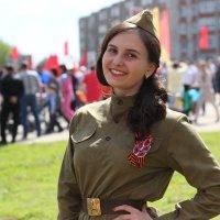 хороша была Танюша! :: Екатерина Липинская