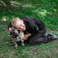 """Благотворительная фотосессия """"Добрый пес"""" :: Виктория Якукина"""