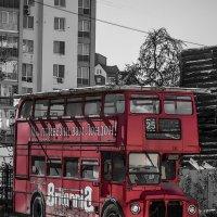 Частичка Англии в Екатеринбурге :: Андрей Неуймин