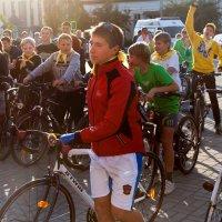 Финал велопробега :: YurIG