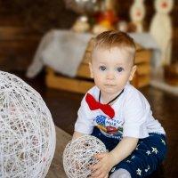 Мишутке 1 годик :: Надежда Городецкая