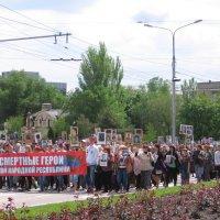 Донецк 9 мая 2016 :: Владимир