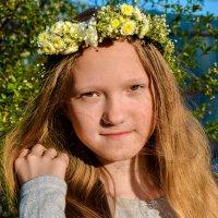 цветник цветёт и розы пахнут :: Света Кондрашова