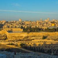 Золотой Иерусалим :: Игорь Герман