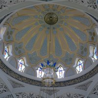 Свод мечети Кул Шариф :: Елена Павлова (Смолова)