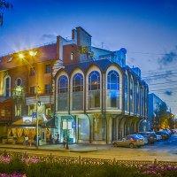 Рок Кафе в Новосибирске... :: Сергей Смоляков