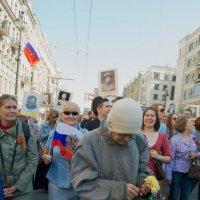 Бессмертный полк, Петербург :: Виктория