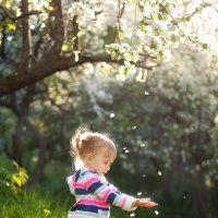 Весна :: Антонина Енгалычева