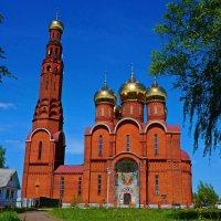 Воскресенская («красная») церковь :: Mavr -